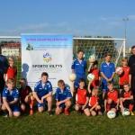 Projektas atvėrė galimybes sportuoti kaimiškų vietovių vaikams 3