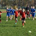 Projektas atvėrė galimybes sportuoti kaimiškų vietovių vaikams 2
