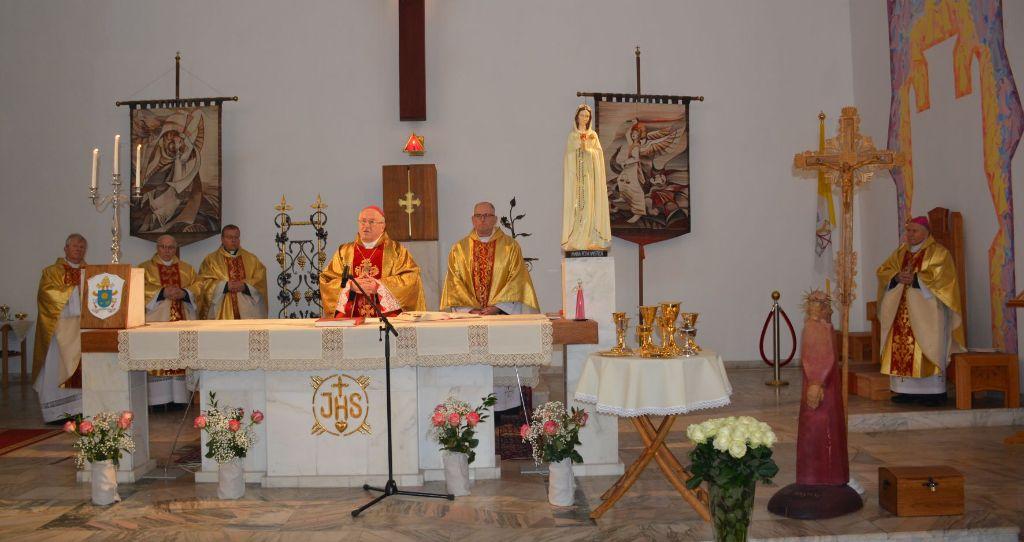 Senosios Varėnos bažnyčios jubiliejaus proga dovaną įteikė ir Popiežius Pranciškus 2