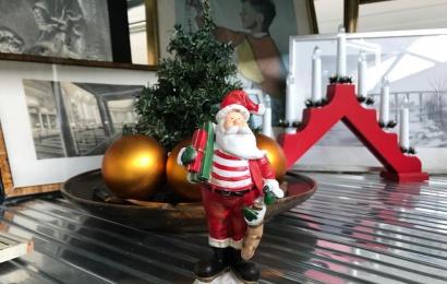 """Kalėdinių dekoracijų konkurse """"Sužibėk"""": ne blizgučiu, o išmone"""