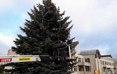 Alytaus rajone bus įžiebtos devynios Kalėdų eglutės