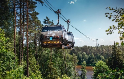 Druskininkai džiūgauja: šiemet apsilankė rekordinis turistų skaičius