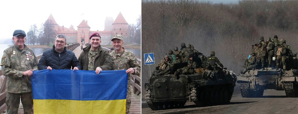 """Jėgas Dzūkijoje atgaunančių sužeistų Ukrainos karių palinkėjimas lietuviams: """"Taikaus jums dangaus"""" 1"""