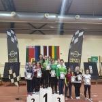Keturi Baltijos šalių čempionato medaliai - Alytaus lankininkams 2