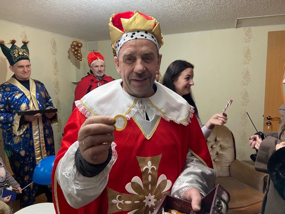 Trys karaliai Žagarių bendruomenei atnešė karališkų dovanų ir svarbią žinią 3
