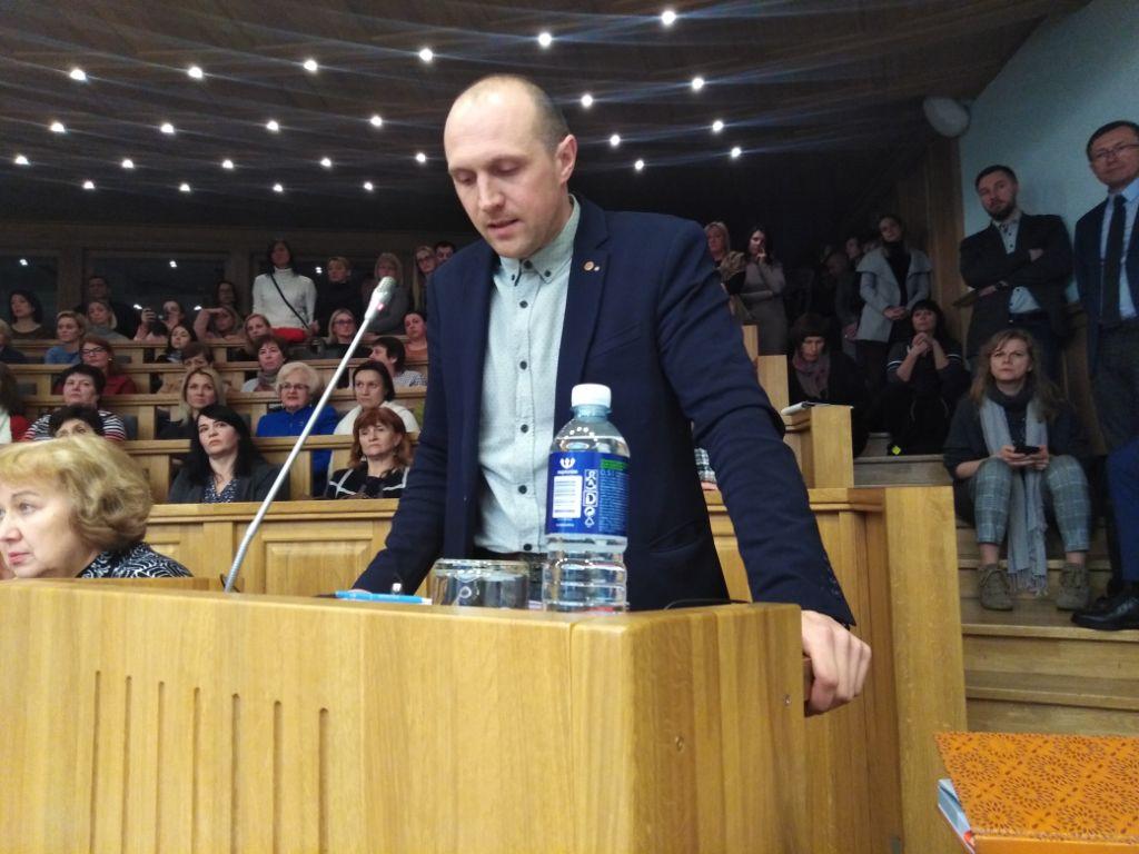 """Viceministrė apie Alytaus švietimo tinklo pertvarką: """"Tai turi būti padaryta susitarimo pagrindu"""" 5"""