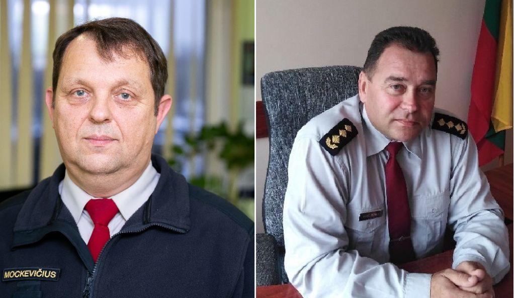 Gaisro byloje įtarimai pareikšti dviem Alytaus ugniagesių vadams 1
