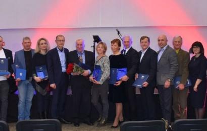 Sėkmingiausiems Varėnos rajono verslininkams – padėkos ir apdovanojimai