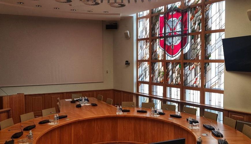 Šaukiamas Alytaus miesto tarybos nuotolinis posėdis