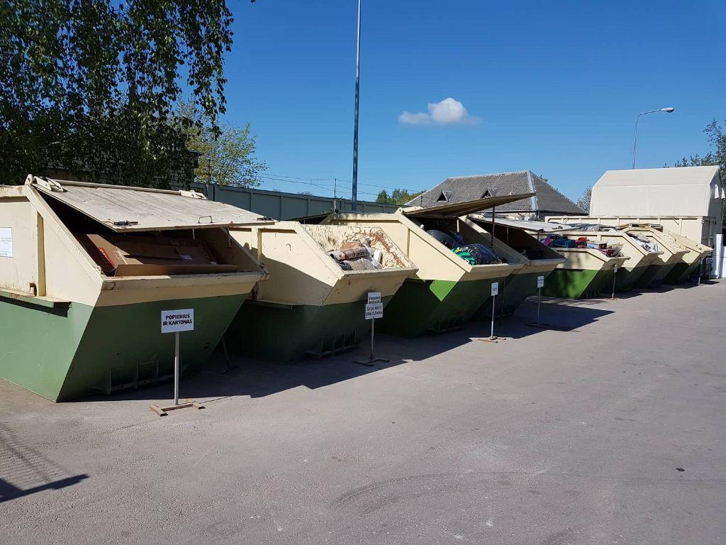 ARATC informuoja: keičiasi atliekų surinkimo aikštelių darbo laikas 1