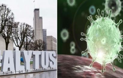 Alytuje jau stebimi keturi asmenys: Ar mes pasiruošę korona virusui? Ne!