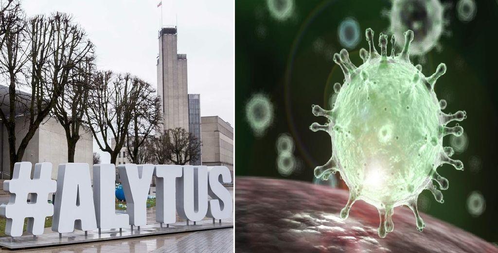 Alytuje jau stebimi keturi asmenys: Ar mes pasiruošę korona virusui? Ne! 1