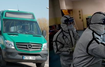 Korona – jau Lietuvoje: priemonės dalijamos ir Alytaus viešajam transportui