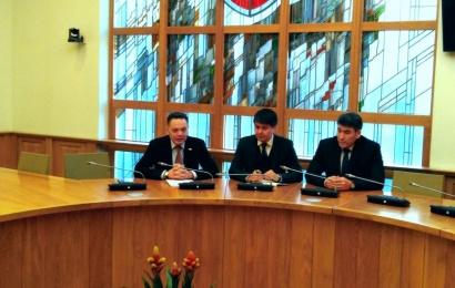 Ambasadorius Alytaus verslininkams atvėrė duris į Kazachstano rinką