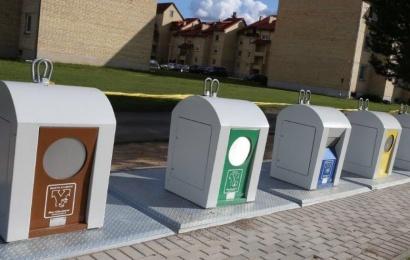 Kam reikalingas raktas nuo atliekų konteinerio? Nes tai apsimoka!