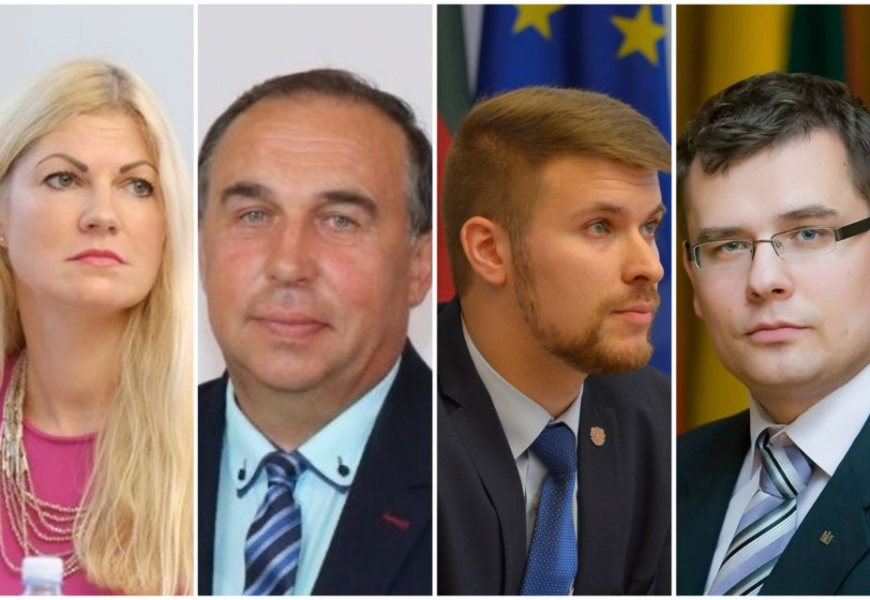 Prie starto linijos į Seimą – pirmieji kandidatai