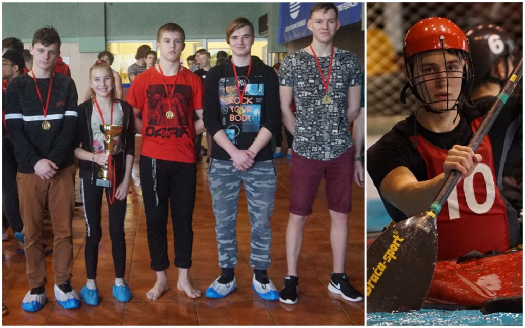 Kanupolo turnyre daugiškiai pademonstravo puikų žaidimą, alytiškis - rezultatyvumą 1