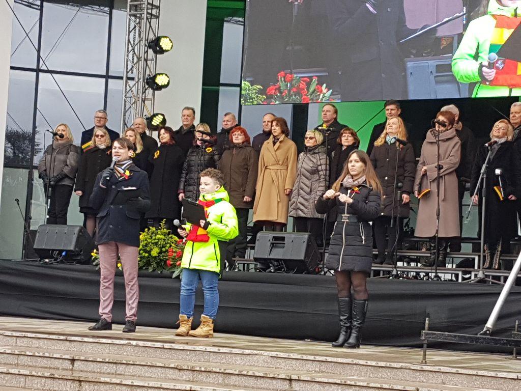 Alytus švenčia: Su 30-uoju laisvės pavasariu, Lietuva! 7