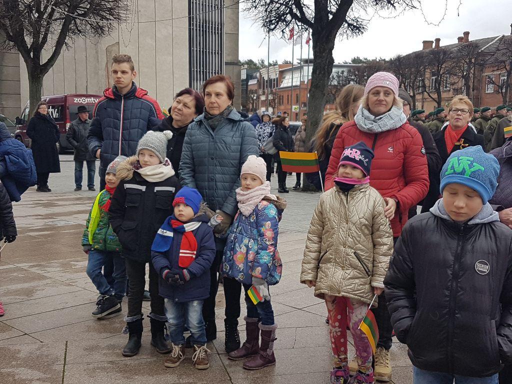 Alytus švenčia: Su 30-uoju laisvės pavasariu, Lietuva! 13