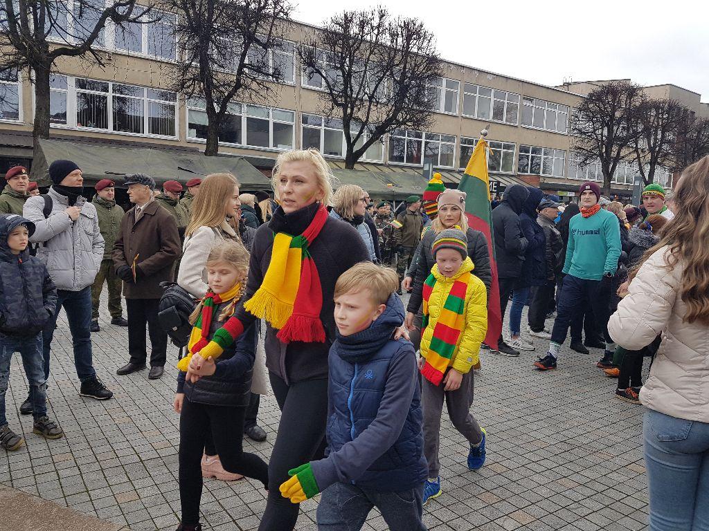Alytus švenčia: Su 30-uoju laisvės pavasariu, Lietuva! 14