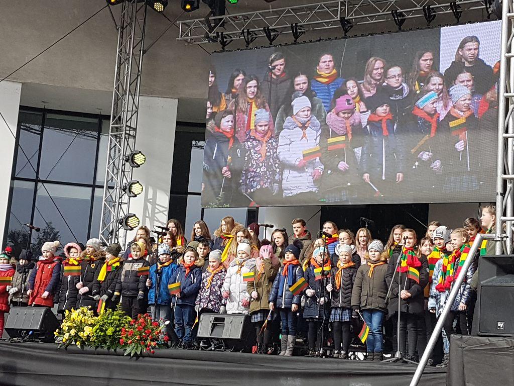 Alytus švenčia: Su 30-uoju laisvės pavasariu, Lietuva! 8