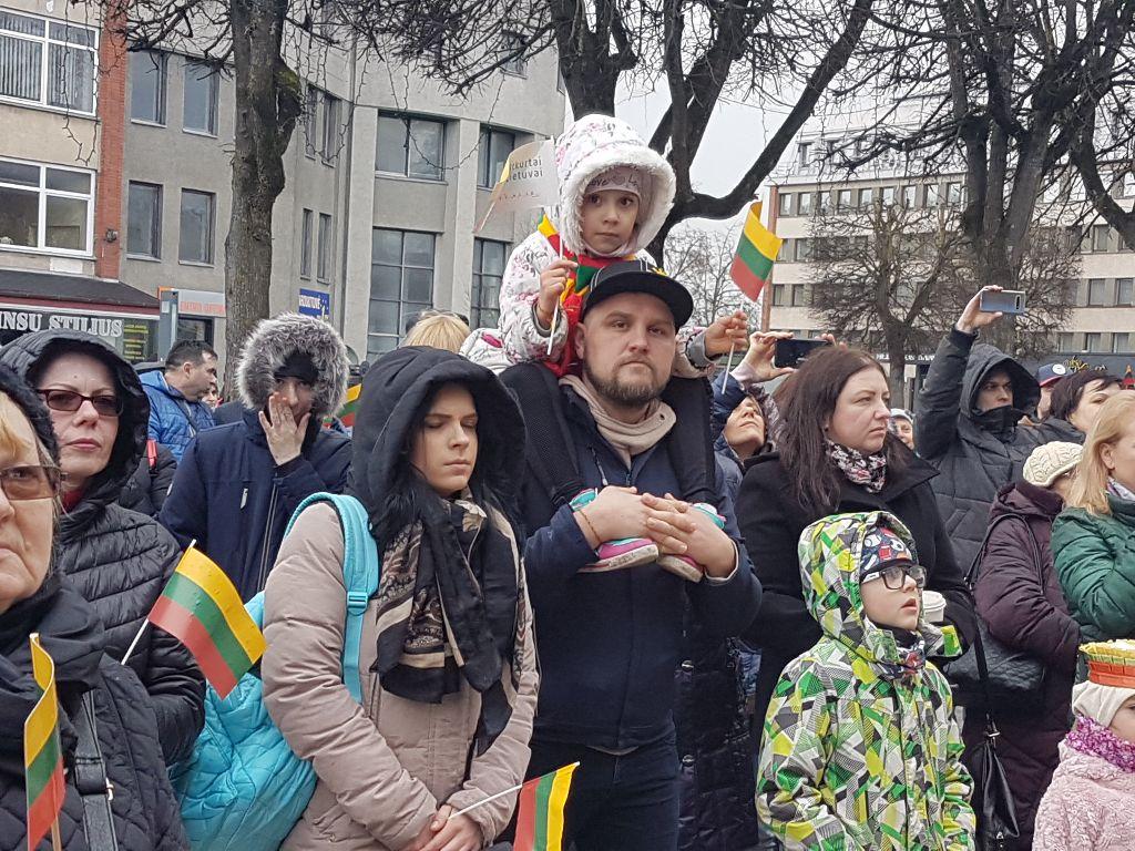 Alytus švenčia: Su 30-uoju laisvės pavasariu, Lietuva! 15