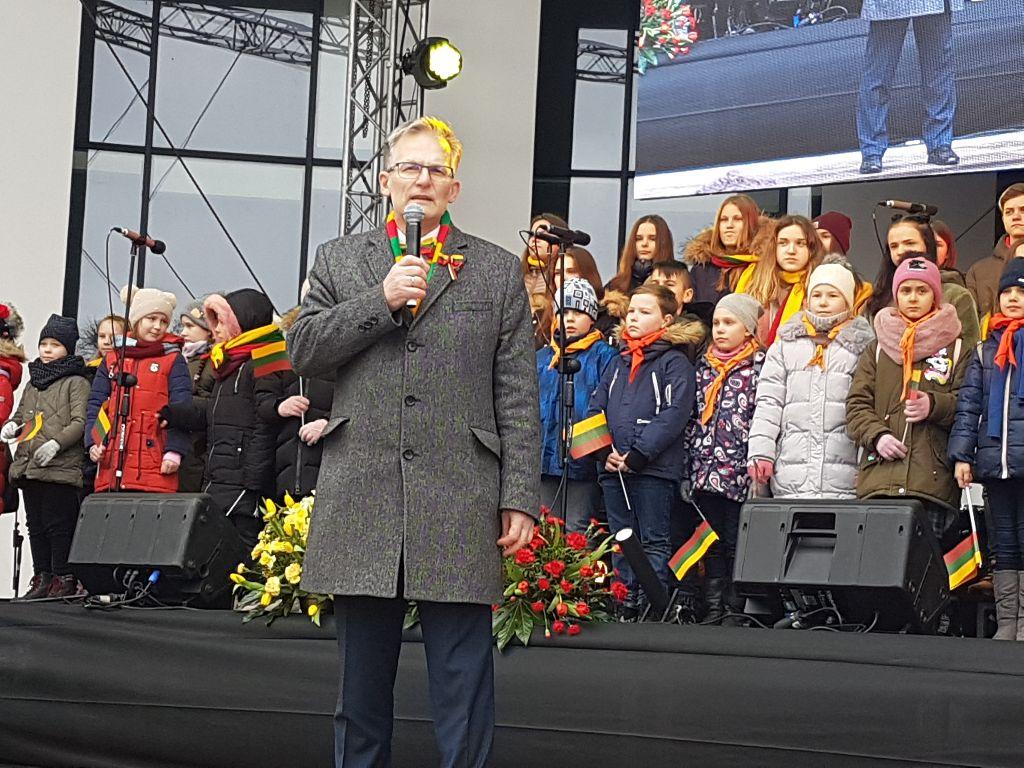 Alytus švenčia: Su 30-uoju laisvės pavasariu, Lietuva! 16