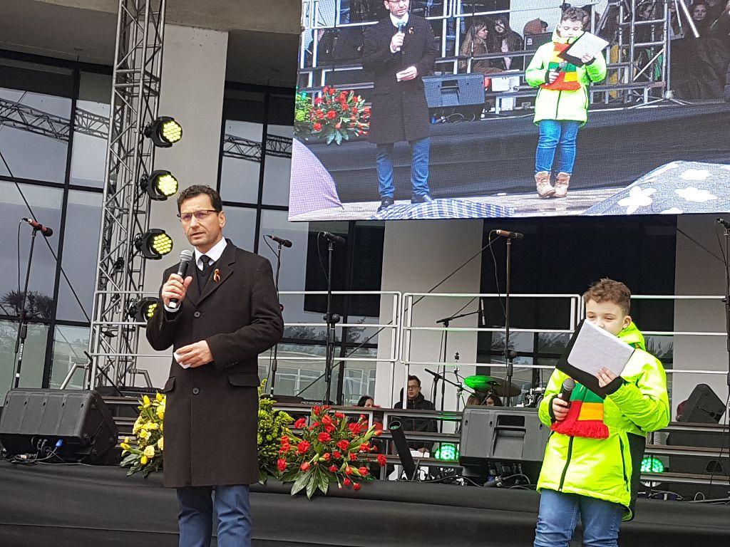 Alytus švenčia: Su 30-uoju laisvės pavasariu, Lietuva! 18