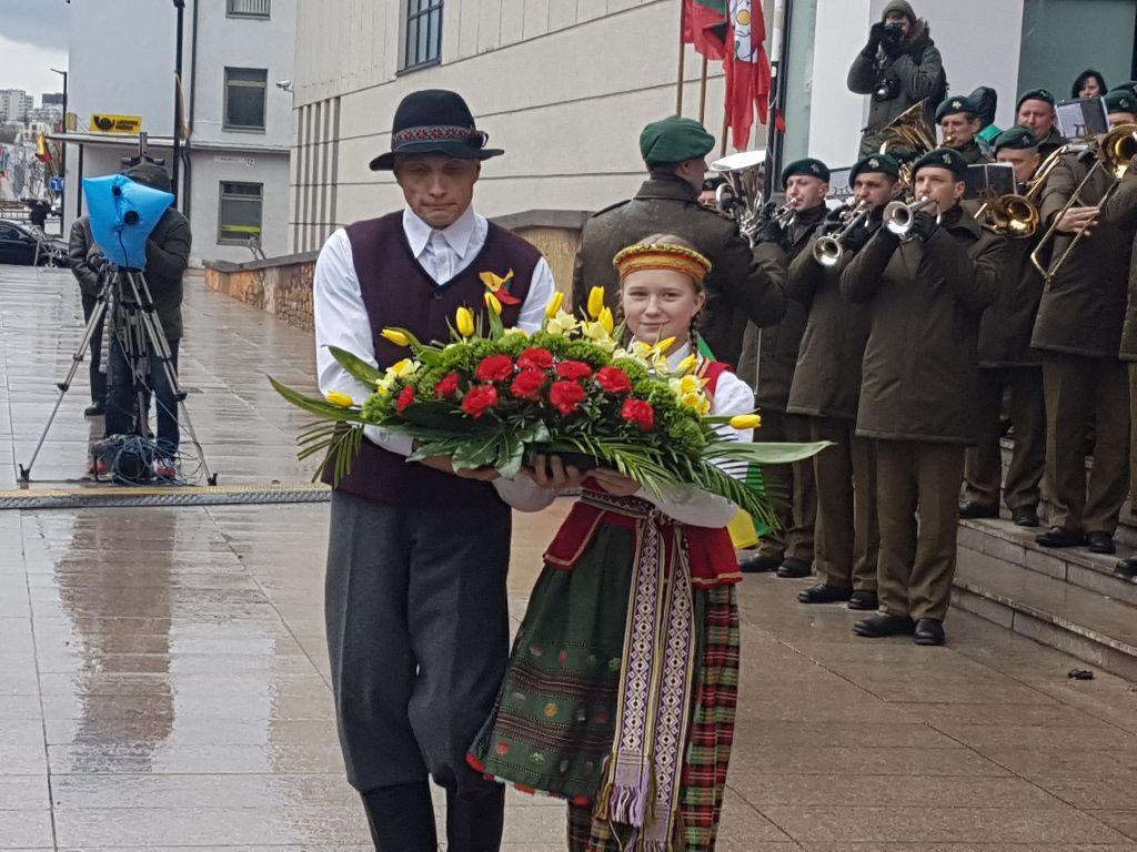 Alytus švenčia: Su 30-uoju laisvės pavasariu, Lietuva! 19
