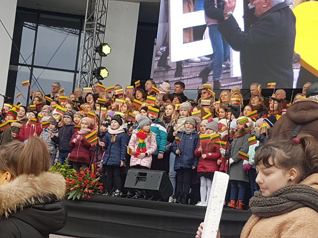 Alytus švenčia: Su 30-uoju laisvės pavasariu, Lietuva! 9