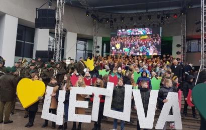Alytus švenčia: Su 30-uoju laisvės pavasariu, Lietuva!