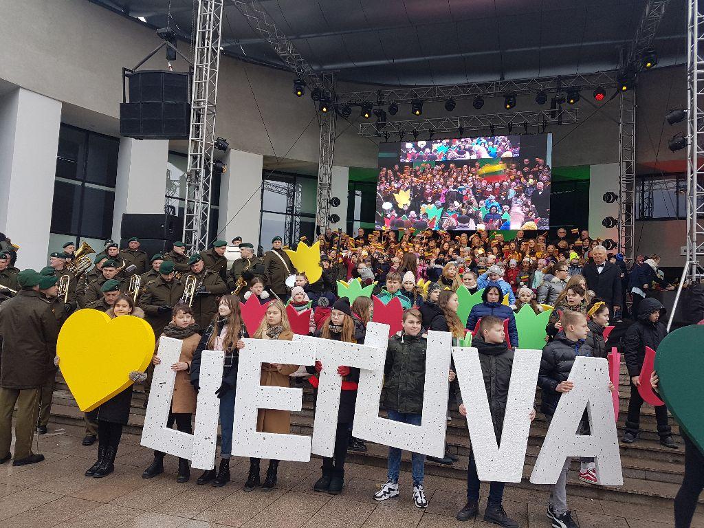 Alytus švenčia: Su 30-uoju laisvės pavasariu, Lietuva! 1