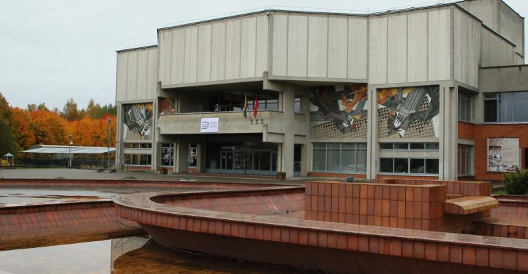 Mobilusis koronaviruso patikros punktas – prie Alytaus kultūros centro 1