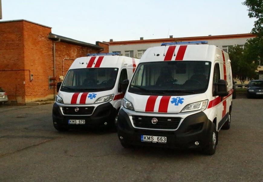 Alytaus greitosios pagalbos stoties slaugytojai patvirtintas koronavirusas