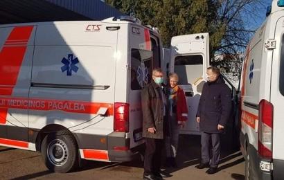Alytaus greitosios medikams trūksta apsaugos priemonių, be jų nevyks į iškvietimus