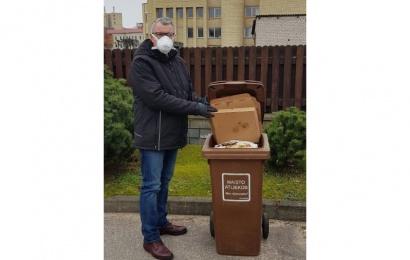 Atliekų tvarkytojai – kasdienėje akistatoje su kitų išmestu virusu