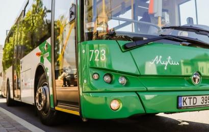 Alytaus viešajame transporte – papildomos saugumo priemonės