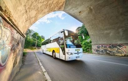 Susisiekimas tarpmiestiniais autobusais atnaujintas, bet keleiviai važiuoti neskuba