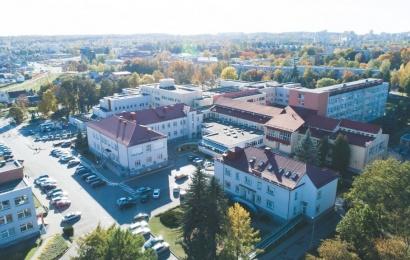 Alytaus apskrities S. Kudirkos ligoninė plėtos geriatrijos paslaugas