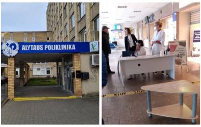 """Serganti alytiškė: """"Buvau išvaryta iš poliklinikos"""""""