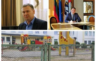 Alytaus miesto ir rajono merai – prie derybų stalo dėl vietų darželiuose trūkumo