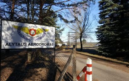 Oficialu: Аlytaus aerodromas perduodamas savivaldybei