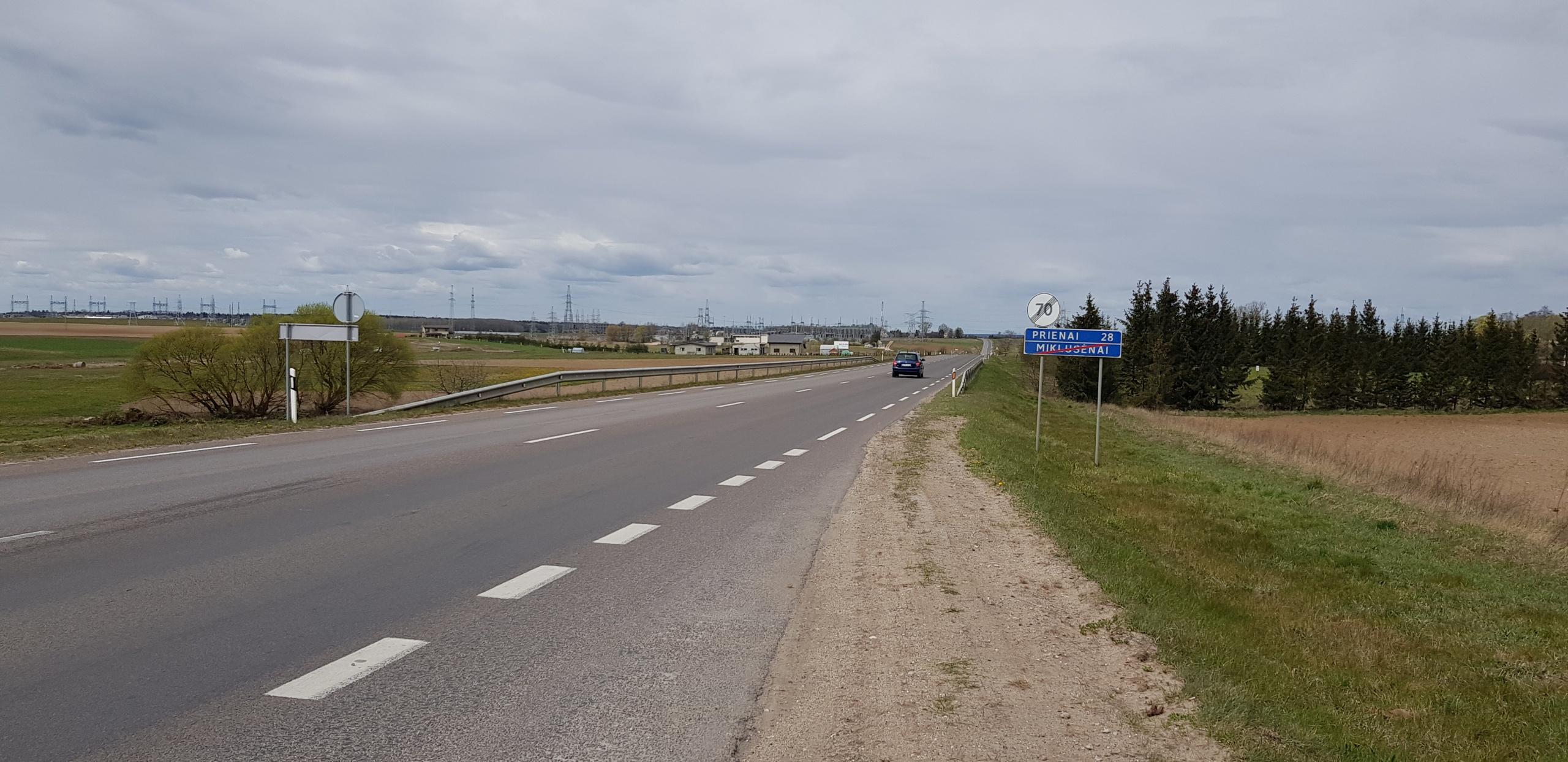 Kovojančių dėl kelio Alytus-Prienai-Kaunas gretos didėja - prie merų jungiasi Seimo nariai ir gyventojai 1
