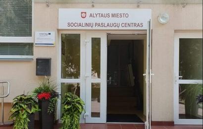 Vaikams ir žmonėms su negalia duris atveria keturios Alytaus įstaigos