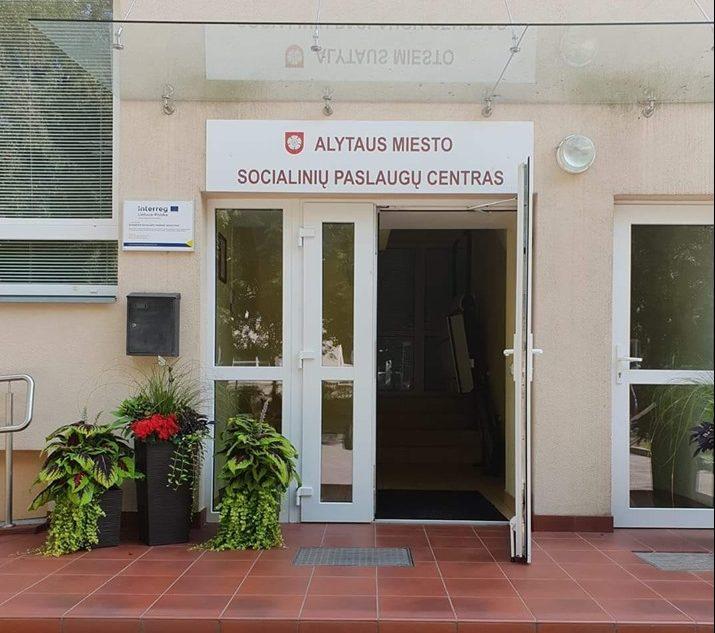 Vaikams ir žmonėms su negalia duris atveria keturios Alytaus įstaigos 1