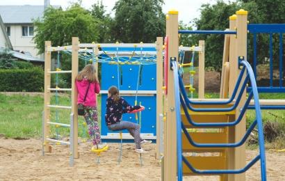 Alytiškių pasiūlymas miestui – žaidimų aikštelė šalia Senamiesčio pradinės mokyklos