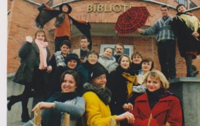 27-eri Alytaus J. Kunčino viešosios bibliotekos metai – pilni iššūkių ir pokyčių