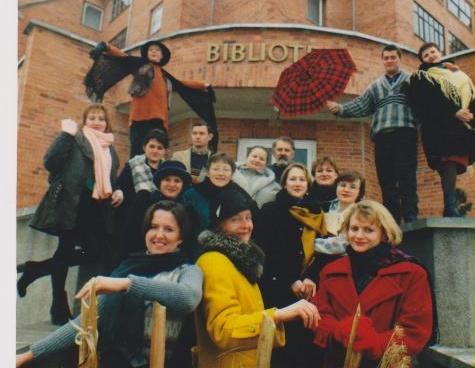 Druskininkų centre bus įrengtas lauko kino teatras 10
