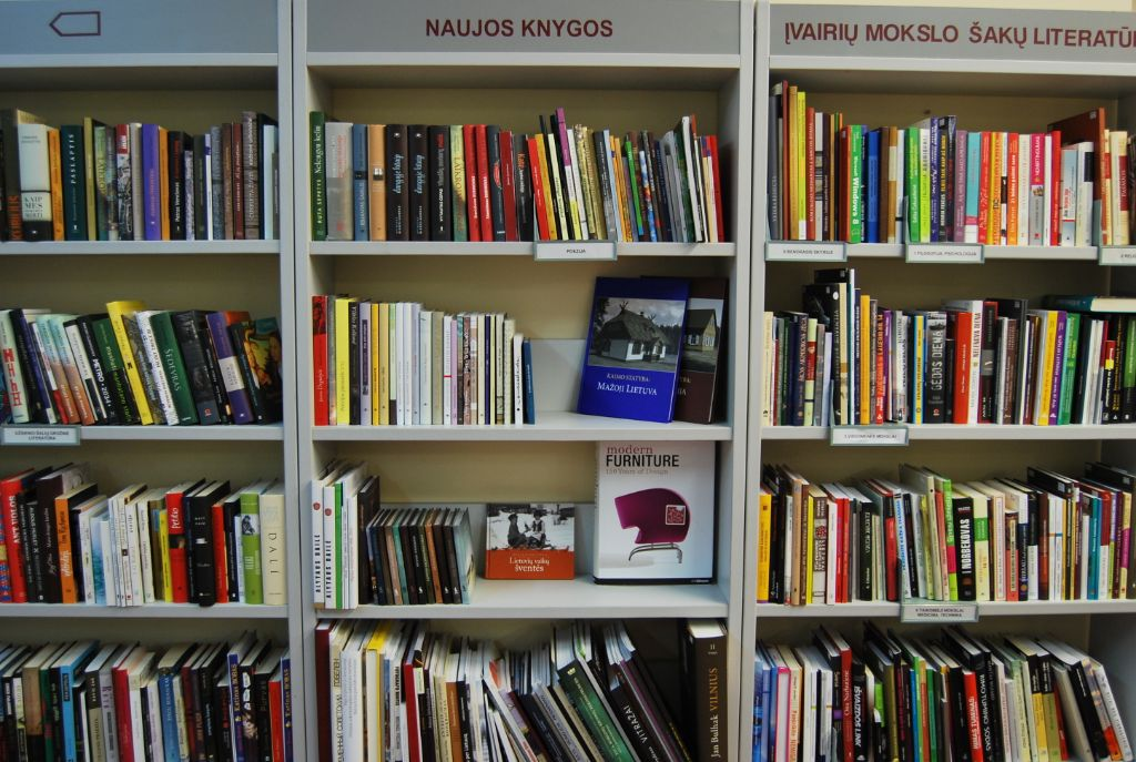 Nuo pirmadienio bibliotekoje – daugiau paslaugų 1
