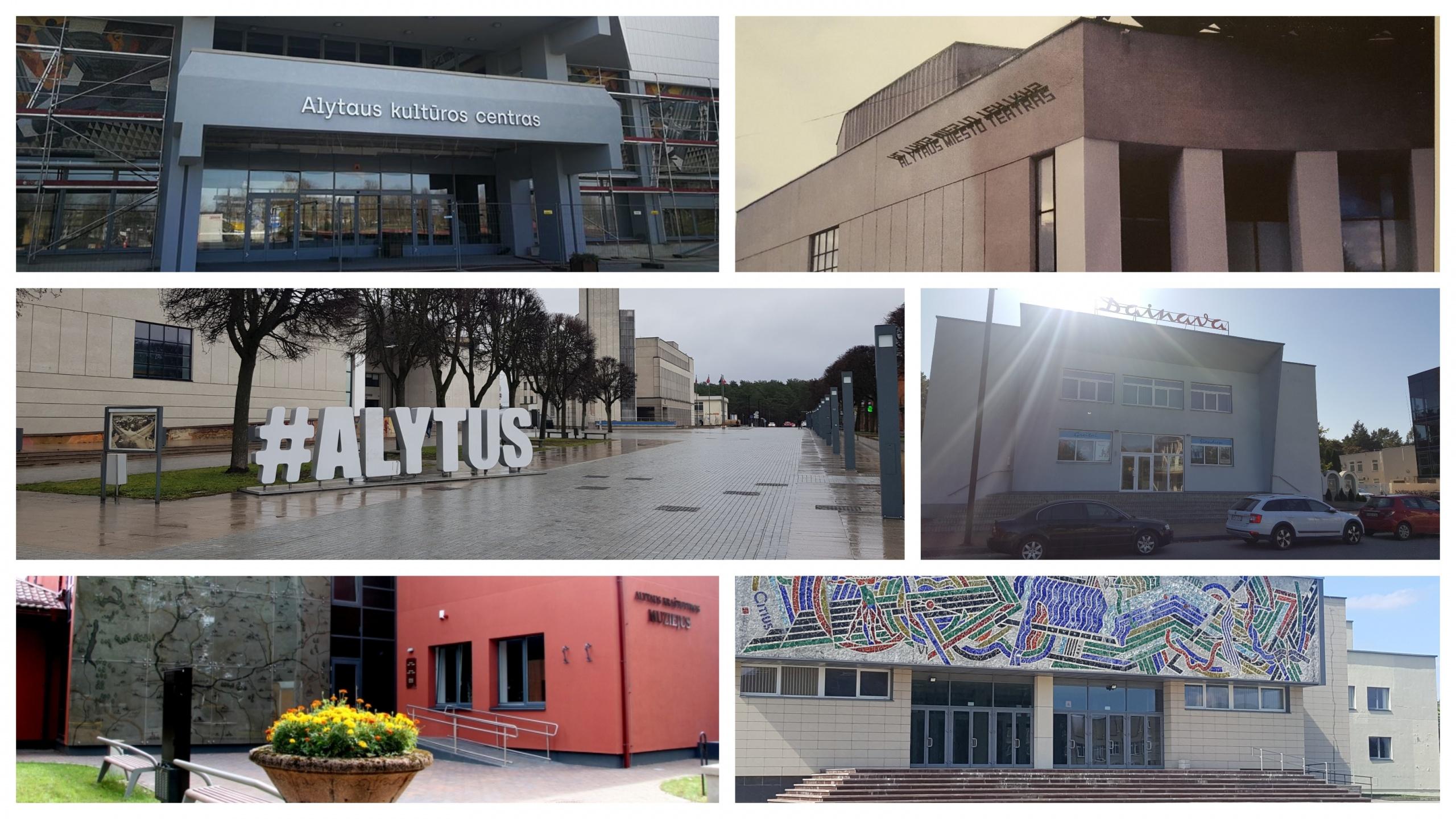 Druskininkų centre bus įrengtas lauko kino teatras 7
